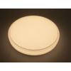 Kép 9/9 - Avide ALICE IP44 mennyezeti csillagos LED lámpa, kör alakú (18W/1500lm) meleg fehér