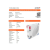 Kép 3/9 - Avide ALICE IP44 mennyezeti csillagos LED lámpa, kör alakú (18W/1700lm) hideg fehér
