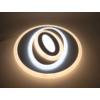 Kép 9/9 - Avide Olive Mennyezeti LED lámpa (76W - 6100 lm) RF távirányítóval