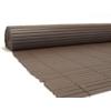 Kép 4/6 - Nortene Belátáskorlátozó 85%, műanyag nád ovál PLASTICANE (2x3 m) barna