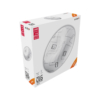 Kép 2/5 - Avide JELLY mennyezeti LED lámpa, kör alakú (18W/1600lm) természetes fehér