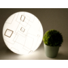 Kép 4/5 - Avide JELLY mennyezeti LED lámpa, kör alakú (18W/1600lm) természetes fehér