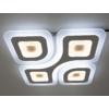 Kép 4/9 - Avide Dakar Mennyezeti LED lámpa (98W - 7300 lm) RF távirányítóval