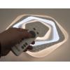 Kép 8/9 - Avide Eliza Mennyezeti LED lámpa (83W - 5900 lm) RF távirányítóval