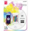 Kép 1/9 - Avide Smart LED szett beltéri: 5 méter RGB szalag 5050-30 - Smart Wi-Fi és távirányítós vezérelés + tápegység