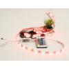 Kép 6/9 - Avide Smart LED szett beltéri: 5 méter RGB szalag 5050-30 - Smart Wi-Fi és távirányítós vezérelés + tápegység