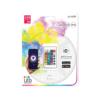 Kép 8/9 - Avide Smart LED szett beltéri: 5 méter RGB szalag 5050-30 - Smart Wi-Fi és távirányítós vezérelés + tápegység