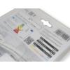 Kép 7/7 - Avide Fehér fényű LED szalag szett (2 méter LED szalag + tápegység)