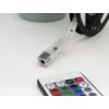 Kép 6/7 - Avide LED szalag szett beltéri: 3 méter RGB 5050-30 szalag - távirányítóval, vezérelhető + tápegység