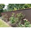 Kép 2/6 - Nortene Szőtt árnyékoló háló 95%-os takarás, TOTALTEX (2x 50 méter) barna