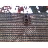 Kép 5/6 - Nortene Szőtt árnyékoló háló 95%-os takarás, TOTALTEX (2x 50 méter) barna