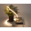 Kép 3/5 - MeanWell LED tápegység 12 Volt - fém házas, ipari (200W/16.7A)
