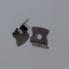 Kép 1/2 - LED Profiles Surface-2 Alumínium LED profil véglezáró elem, fekete