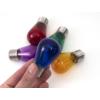 Kép 3/3 - Avide Színes filament LED lámpa szett E27 (1W/300°) Körte - zöld, kék, sárga, piros, lila