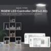 Kép 2/8 - ArtLED Group Control mini RGBW csoport (zóna) WiFi Smart vezérlő RGB+fehér LED szalaghoz