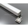 Kép 3/3 - LED Profiles ALP-005 Véglezáró alumínium LED profilhoz, szürke