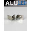 Kép 2/3 - LED Profiles ALP-007 Tartó-, rögzítő elem alumínium LED profilhoz, fém