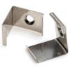 Kép 1/3 - LED Profiles ALP-005 Tartó-, rögzítő elem alumínium LED profilhoz, fém