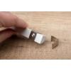 Kép 3/3 - LED Profiles ALP-005 Tartó-, rögzítő elem alumínium LED profilhoz, fém
