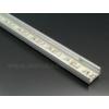 Kép 5/6 - LED Profiles ALP-002 - Aluminium U profil ezüst, LED szalaghoz, átlátszó burával