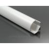 Kép 4/6 - LED Profiles ALP-006 Aluminium sarok profil ezüst, LED szalaghoz, opál burával