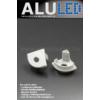 Kép 2/3 - LED Profiles ALP-006 Véglezáró alumínium LED profilhoz, szürke