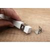 Kép 3/3 - LED Profiles ALP-006 Tartó-, rögzítő elem alumínium LED profilhoz, fém