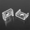 Kép 1/2 - LED Profiles ALP-002 Tartó-, rögzítő elem LED profilhoz, műanyag