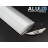 Kép 2/3 - LED Profiles ALP-021 Véglezáró alumínium LED profilhoz
