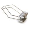 Kép 1/3 - LED Profiles Tartó-, rögzítő elem ALP-031 - Recessed-4 alumínium LED profilhoz, rugós