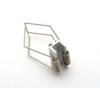 Kép 2/3 - LED Profiles Tartó-, rögzítő elem ALP-031 - Recessed-4 alumínium LED profilhoz, rugós