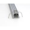 Kép 3/3 - LED Profiles Tartó-, rögzítő elem ALP-031 - Recessed-4 alumínium LED profilhoz, rugós
