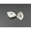 Kép 2/2 - LED Profiles ALP-016R Véglezáró alumínium LED profilhoz, szürke
