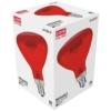 Kép 1/5 - Avide Infra Izzó E27 100W Full Red