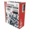 Kép 2/10 - EMOS Standard LED sorolható karácsonyi füzér, 10 m, hideg fehér, időzítő, IP44