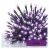 Kép 5/5 - EMOS Standard LED sorolható karácsonyi füzér, 10 m, lila, időzítő, IP44