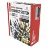Kép 2/10 - EMOS Standard LED sorolható karácsonyi füzér, 10 m, meleg/hideg fehér, időzítő, IP44