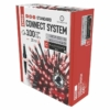 Kép 2/5 - EMOS Standard LED sorolható karácsonyi füzér, 10 m, piros, időzítő, IP44