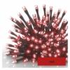 Kép 5/5 - EMOS Standard LED sorolható karácsonyi füzér, 10 m, piros, időzítő, IP44