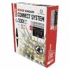 Kép 2/5 - EMOS Standard LED sorolható füzér, villogó jégcsapok, 2.5 m, meleg/hideg fehér, IP44