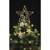 Kép 3/10 - EMOS Standard LED sorolható karácsonyi csillag, 28.5 cm, meleg fehér, időzítő, IP44