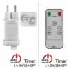 Kép 7/10 - EMOS Tápegység Standard/Profi karácsonyi sorolható füzérekhez, távirányítós, IP44