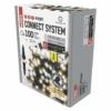 Kép 2/8 - EMOS Profi LED sorolható füzér, villogó, 10 m, meleg/hideg fehér, időzítő, IP44