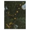 Kép 3/10 - EMOS Profi LED sorolható füzér, fekete, 5 m, meleg fehér, időzítő, IP44