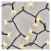 Kép 6/10 - EMOS Profi LED sorolható füzér, fekete, 5 m, meleg fehér, időzítő, IP44