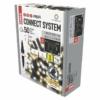 Kép 2/5 - EMOS Profi LED sorolható füzér, villogó jégcsapok, 3 m, meleg/hideg fehér, IP44