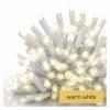 Kép 7/7 - EMOS Profi LED sorolható füzér, fehér jégcsapok, 3 m, meleg fehér, időzítő, IP44
