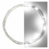 Kép 2/10 - EMOS LED karácsonyi nano fényfüzér, 1.9 m, 2x AA, beltéri, hideg fehér, időzítő