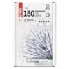Kép 1/2 - EMOS LED fényfüzér fürtök, nano, 2.35 m, beltéri, hideg fehér, időzítő