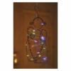 Kép 8/10 - EMOS LED karácsonyi nano fényfüzér, 1.9 m, 2x AA, beltéri, többszínű, időzítő